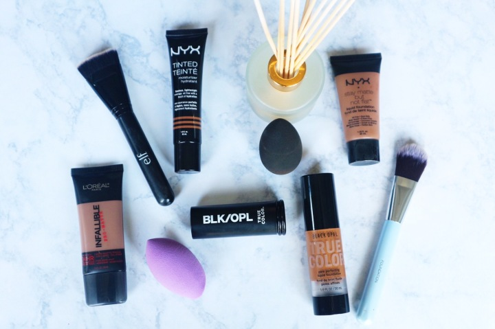 Foundation Faves under $15