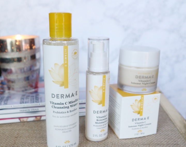 Product Review – Derma E Vitamin C Collection