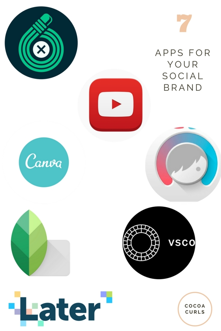 7 Apps Every Social Influencer ShouldHave