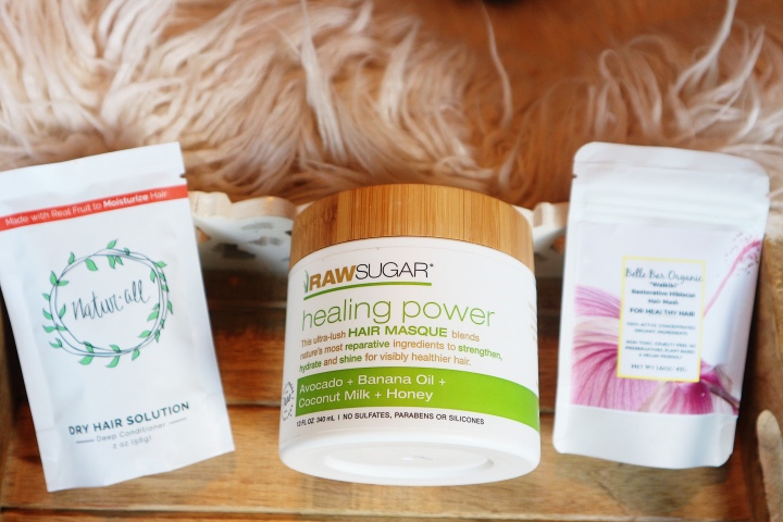 The 3 Deep Conditioners I'm Crushing On Right Now